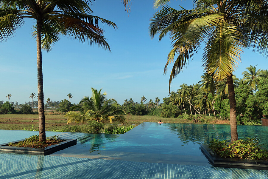 Alila Diwa Goa, India, one of the best spa hotels in the world