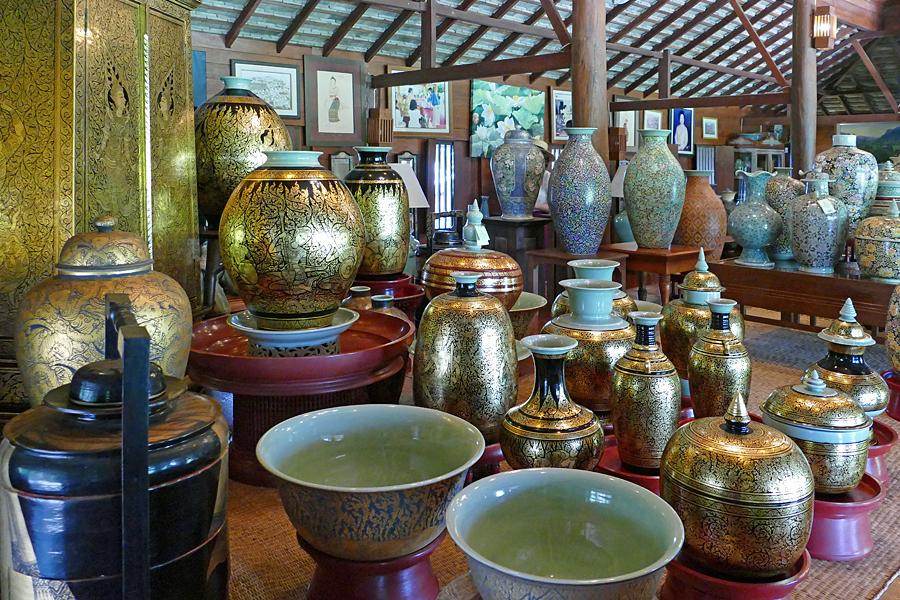 Chiang Mai Celadon, Thailamd
