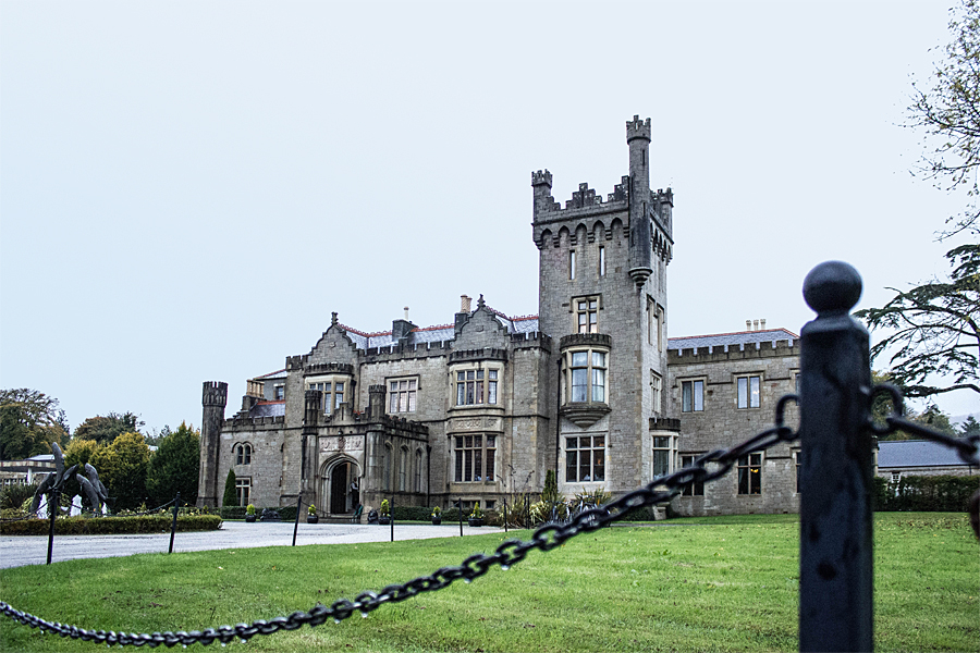 Solis Lough Eske Castle and Spa, a fabulous historic hotel in Ireland