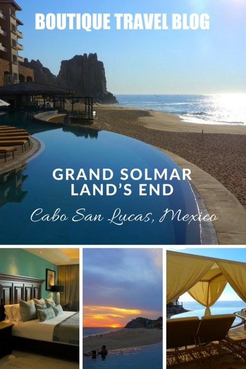 Desert Bliss: Grand Solmar Land's End, Cabo San Lucas, Mexico