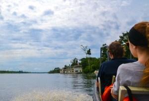 Luxury cruising Peru's Amazon