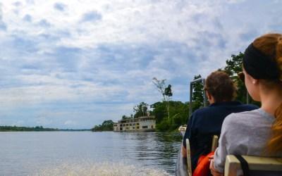 Luxury Cruising Peru's Amazon River