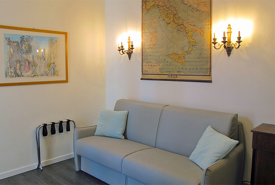Bologna Accommodation | L8 Boutique Apartments, Bologna, Italy - Rather than a Bologna hotel or B&B, our pick are these lovely self-catering apartments