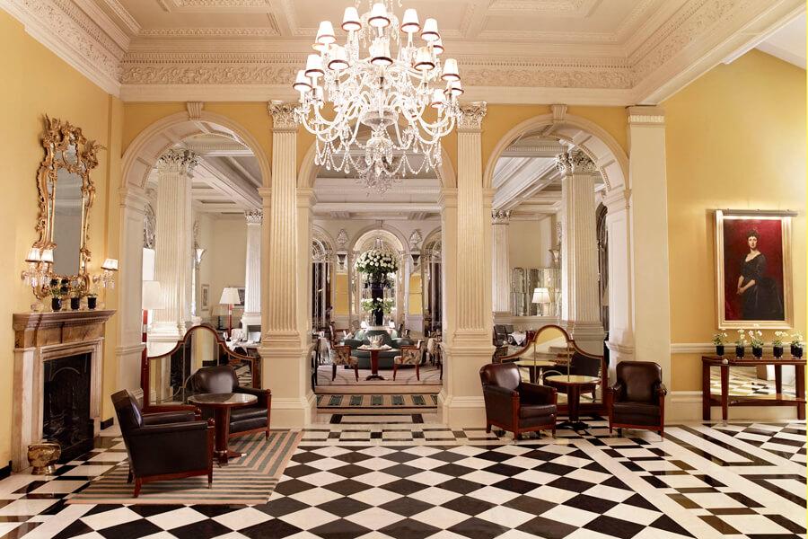 Claridge's Mayfair, one of the best luxury hotels in London