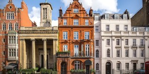 Luxury serviced apartments in Mayfair, London
