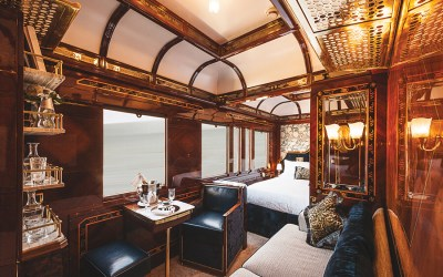 Top 5 ways to travel in style