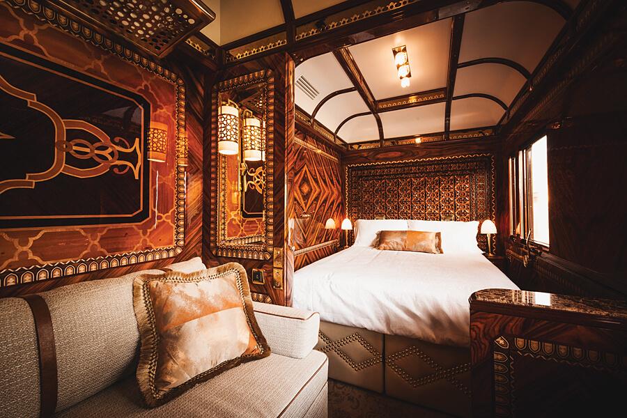 Venice Simplon-Orient-Express | Luxury Train Travel