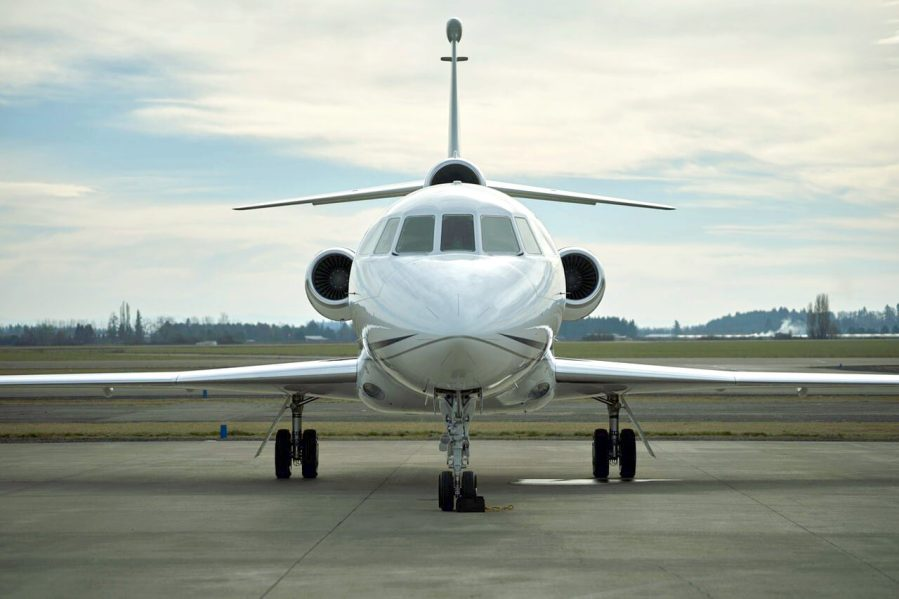 Private charter plane | Travel in Style