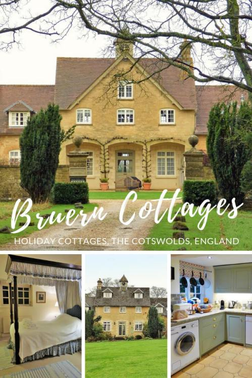 The Cotswold charm of Bruern Cottages #SelfCatering #LuxuryCottages