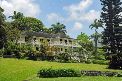 Ottley's Plantation Inn, Saint Kitts & Nevis