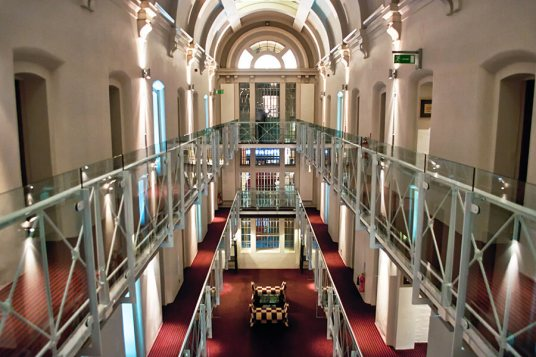 Quirky hotels in the UK | Malmaison, Oxford, England