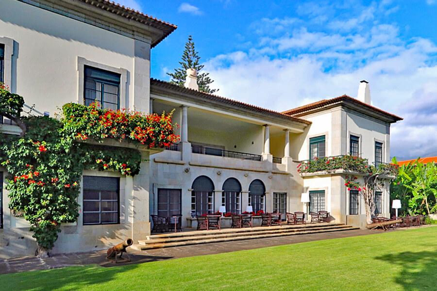 Quinta da Casa Branca, Funchal, Madeira