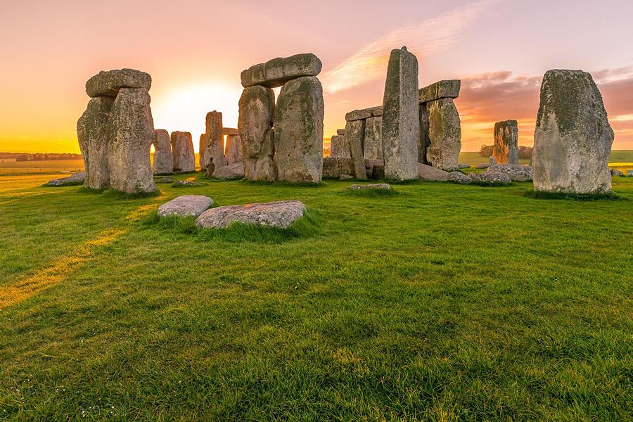 Stonehenge, The Great West Way, England