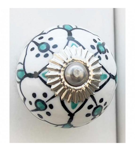 Bouton De Meuble Originaux Porcelaine Enfant Vintage Boutons Mandarine Com