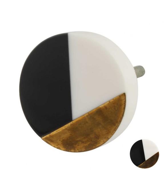bouton de meuble scandinave pour porte