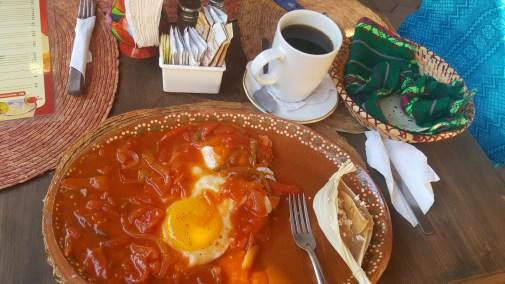 Huevos Ranchero.