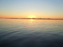 More sunrise....
