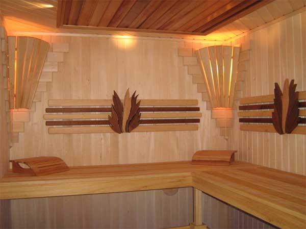 дизайн бани внутри фото оформления 2