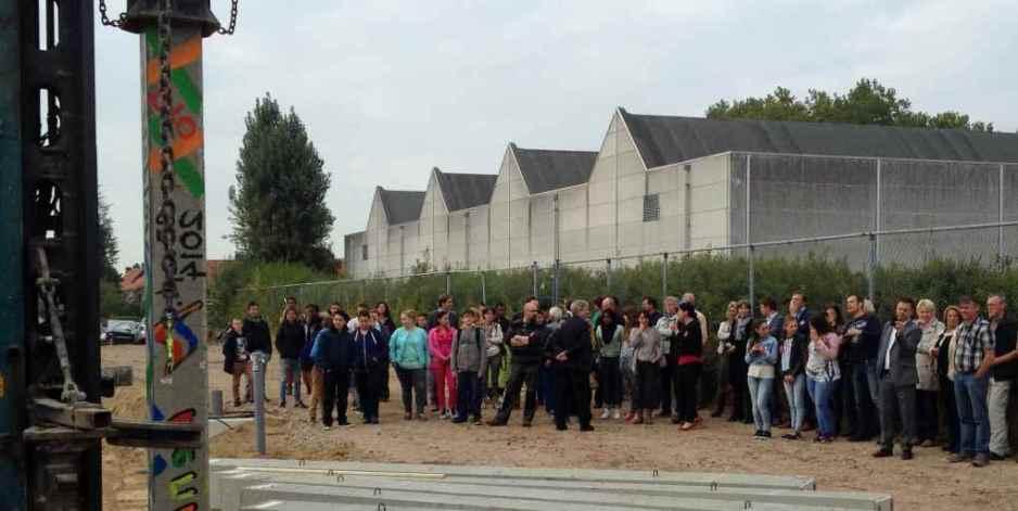 Start bouw Pro College Nijmegen