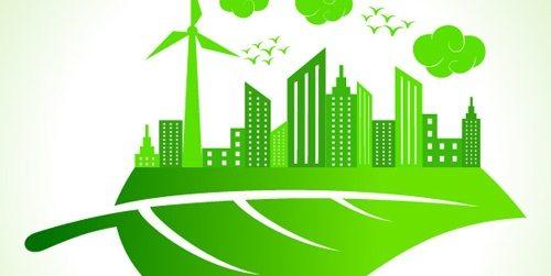 Energienotanul in nieuwbouwwijk Schiedam
