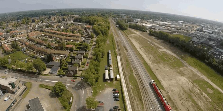 Bouw gestart van nieuw bus- en treinmuseum in Winterswijk