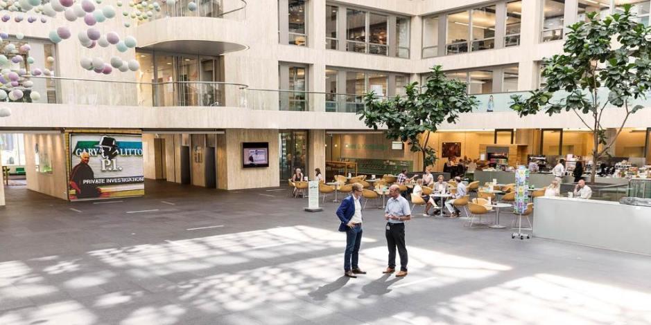 Via sensoren naar efficiënte en gezonde gebouwen