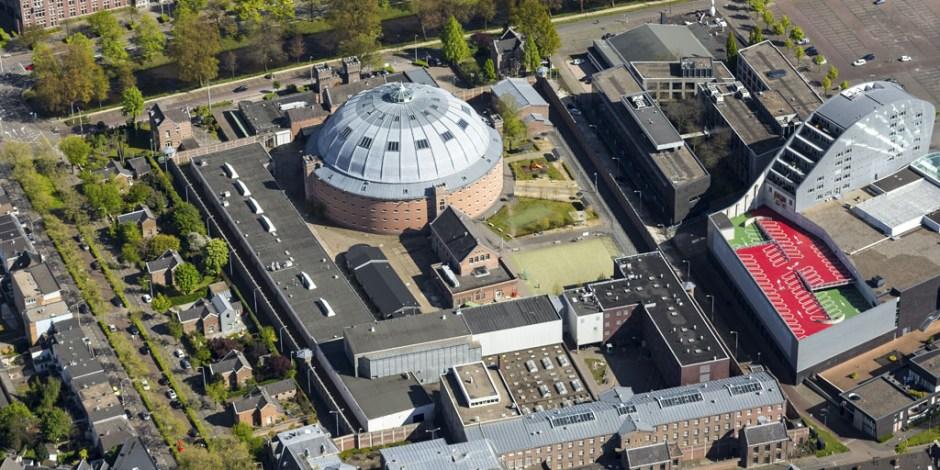 FutureDome tijdelijke exploitatie koepelgevangenis Breda