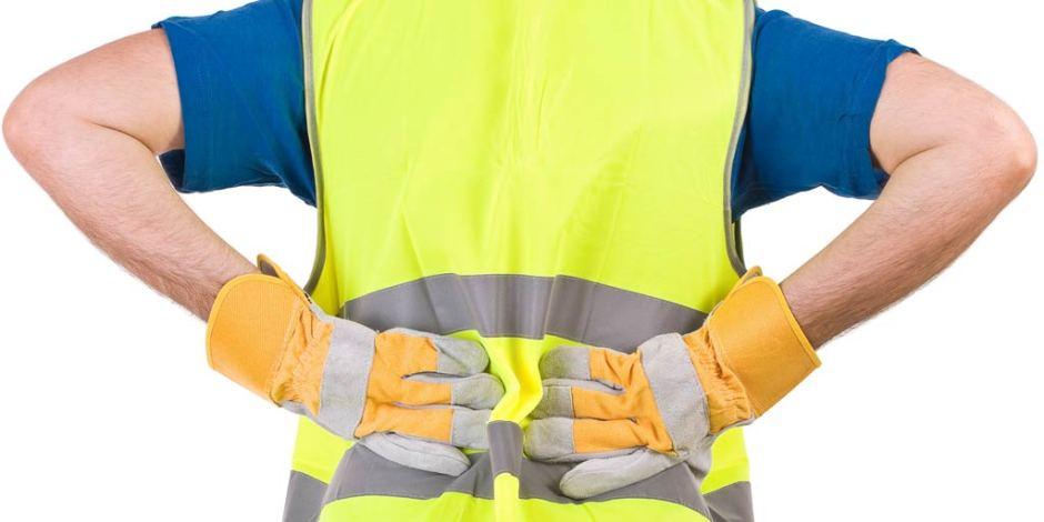Werkgerelateerde klachten gezondheid ouderen in bouw hoog