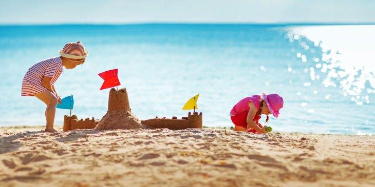 Bouwvak en school vakanties