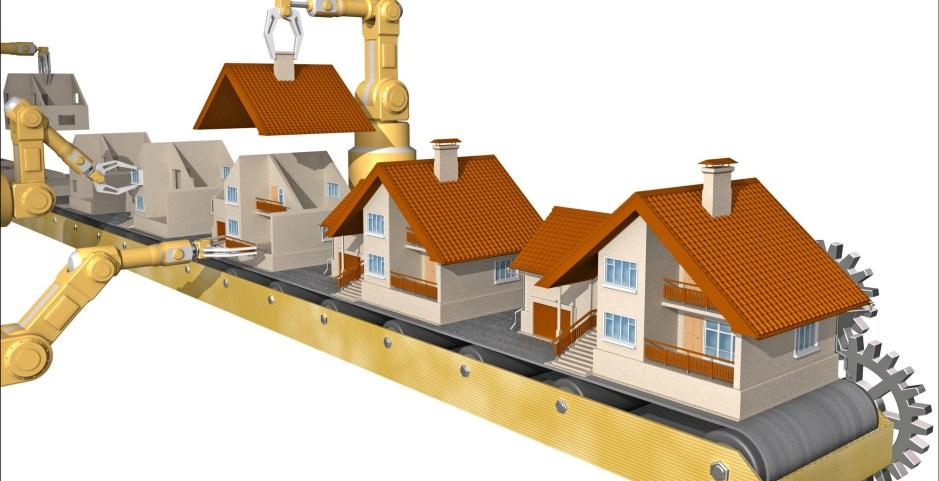 Modulaire woningen voor Eigen Haard