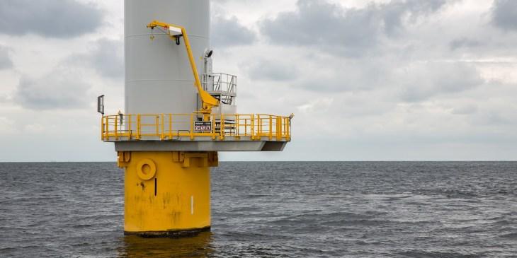 Nieuwe funderingstechniek windmolens op zee