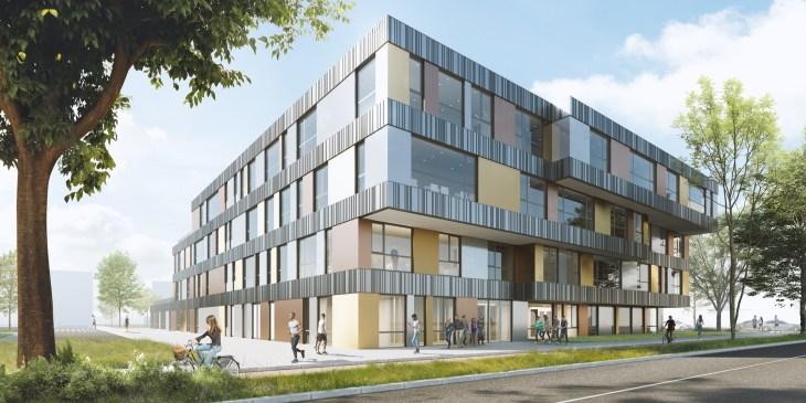 Leonardo College Leiden wordt Eng