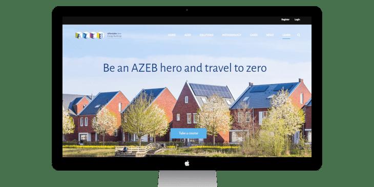 Betaalbare BENG met e-learning tool AZEB Learn