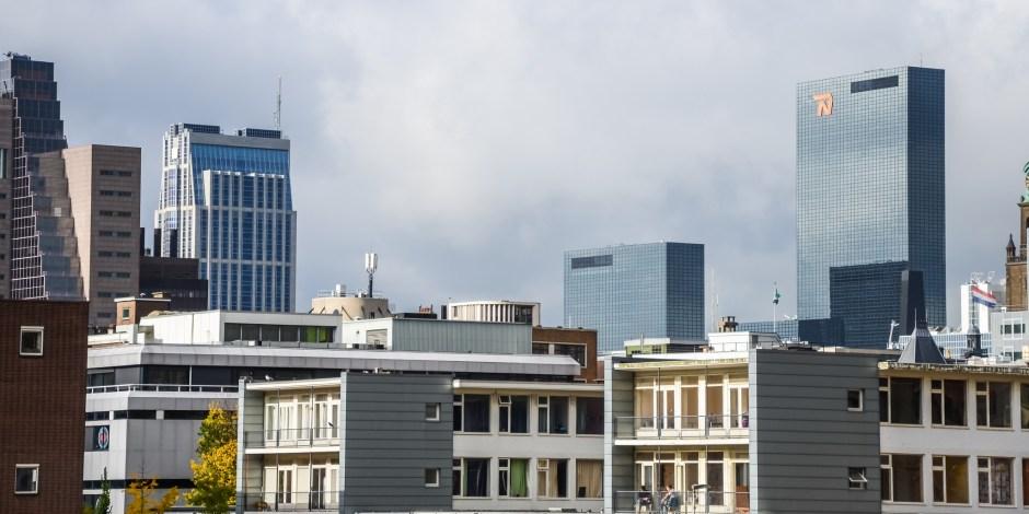 Woningen bouwen zonder vergunning in Rotterdam