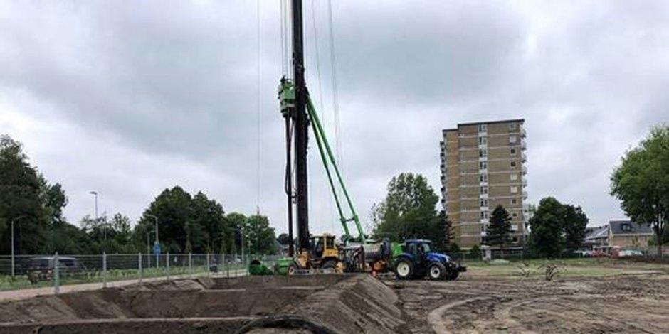 De Slotvrouwe, drie nieuwe woontorens in Heemskerk