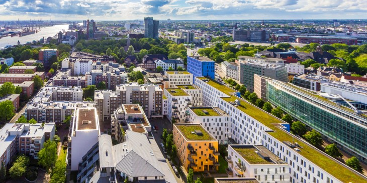 Gasvrij Groendak - onderzoek naar impact groene daken op energievraag gebouwen