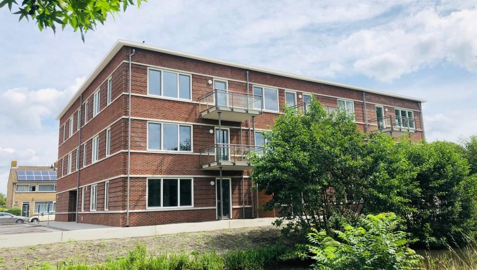 Project - levensloopbestendige appartementen in Vinkeveen