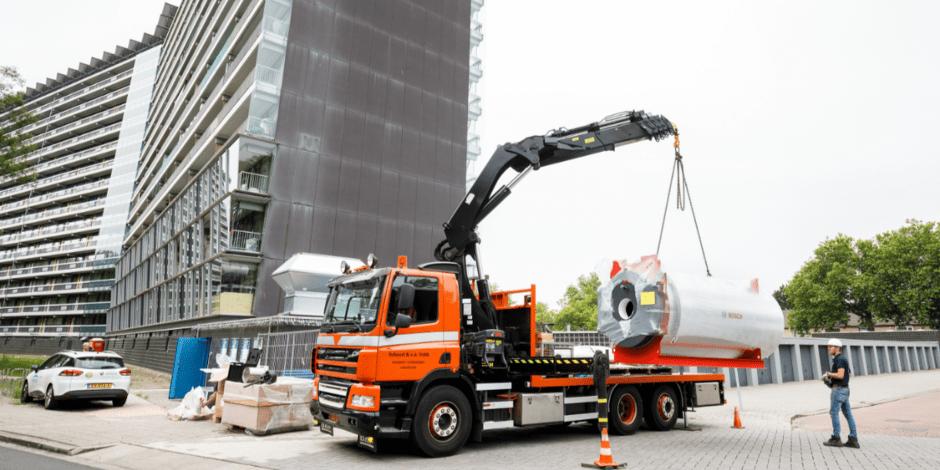 Stadswarmtenet voor 2.200 huishoudens in Zaanstad