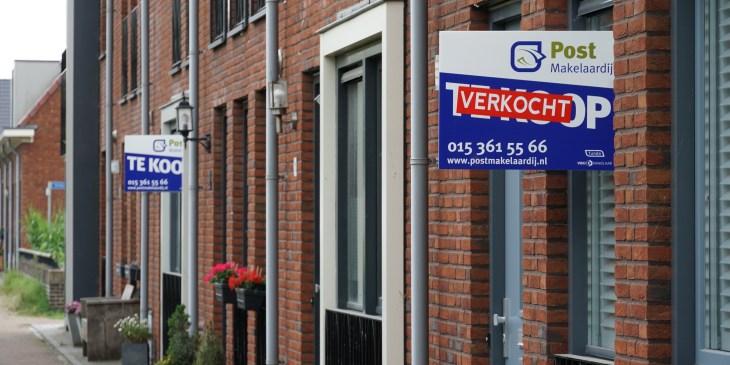 Starter niet echt gebaat bij maatregelen voor de oververhitte woningmarkt