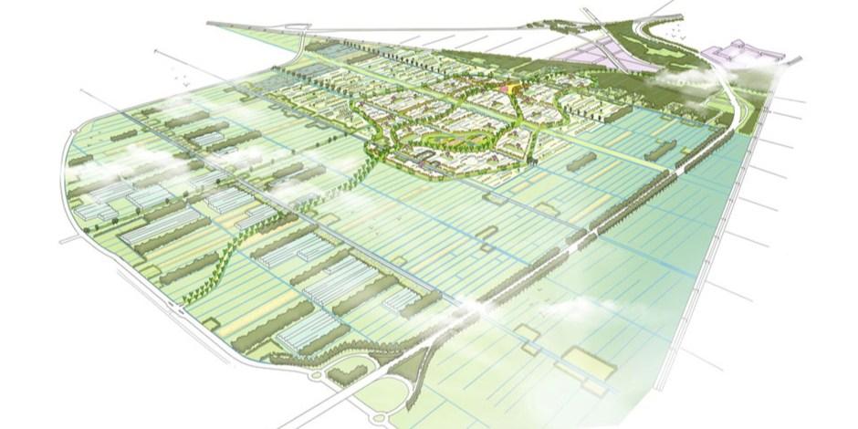 8.000 woningen en nieuwe bedrijventerreinen in Zuidplaspolder