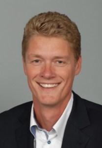 Arjan de Velde, voorzitter van de sectie Steigerbedrijven van de VSB