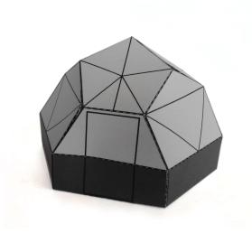 PaperTruckLogo_geodesic dome