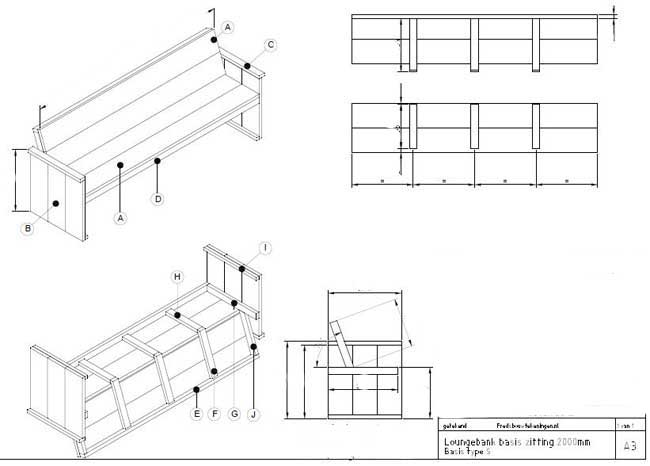 Steigerhout meubels zelf maken
