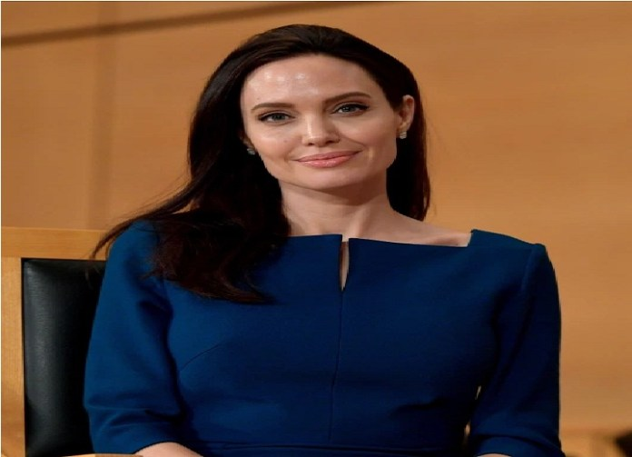 Angelina Jolie discusses life as a single mom Ive been alone a long time now