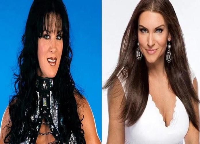Chyna caught her boyfriend making love to Stephanie McMahon