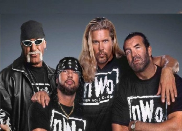Kevin Nash and Scott Hall Talk Unlikely nWo Backstage
