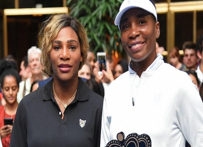 Serena Williams Enlisted Venus Williams to Design