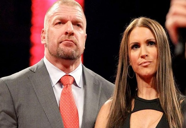 Triple H, Stephanie McMahon WWE