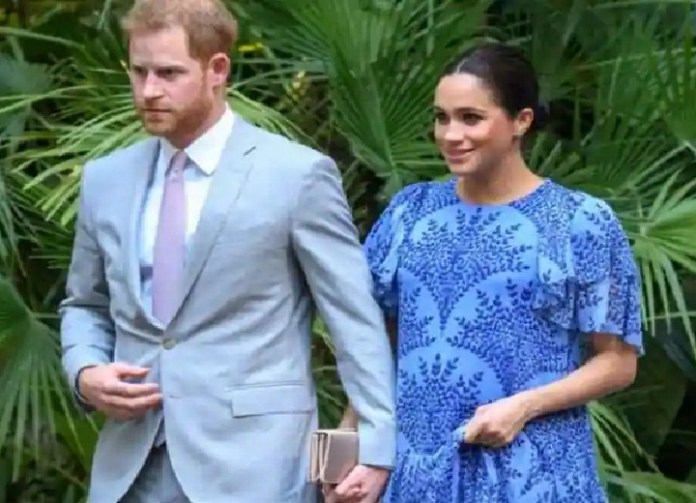 Prince Harry, Meghan Markle slammed for deal with company selling skin-whitening cream