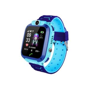 Kids SOS Watch Blue